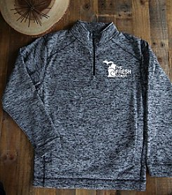 Livnfresh™ Men's The Fresh Coast 1/2 Zip Pullover