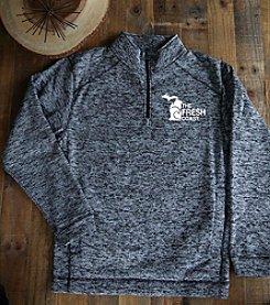Livnfresh™ Men's The Fresh Coast 1/2 Zip Pullover