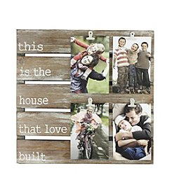 Fetco® Pallet House Love Built Collage