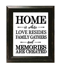 Fetco® Home Memories Wall Art