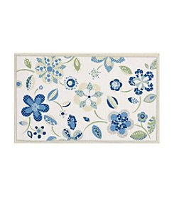 Nourison Essential Elements All Over Floral Accent Rug