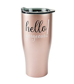 Boston Warehouse 30-oz. Hello Gorgeous Stainless Steel Double Wall Tumbler