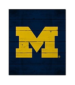 Kindred Hearts NCAA® Michigan Wolverines Logo Pallet