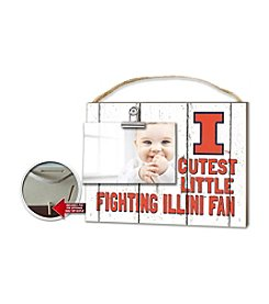Kindred Hearts NCAA® Illinois Fighting Illini Baby Frame