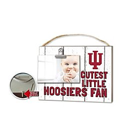 Kindred Hearts NCAA® Indiana Hoosiers Fan Baby Frame