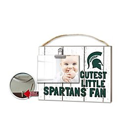 Kindred Hearts NCAA® Michigan State Spartans Fan Baby Frame