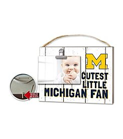 Kindred Hearts NCAA® Michigan Wolverines Fan Baby Frame