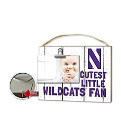 Kindred Hearts NCAA® Northwestern Wildcats Fan Baby Frame