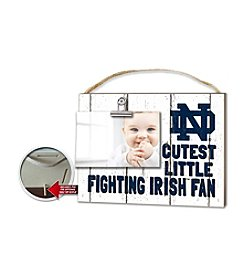 Kindred Hearts NCAA® Notre Dame Fighting Irish Fan Baby Frame