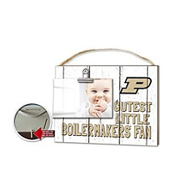 Kindred Hearts NCAA® Perdue Boilermakers Fan Baby Frame