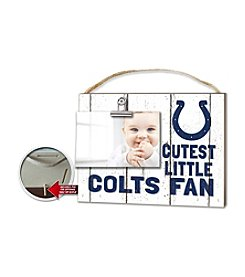Kindred Hearts NFL® Indianapolis Colts Fan Baby Frame