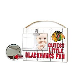 Kindred Hearts NHL® Chicago Blackhawks Fan Baby Frame