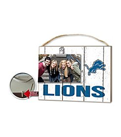 Kindred Hearts NFL® Detroit Lions Frame