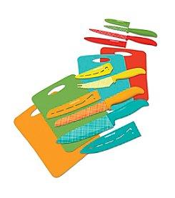 Farberware® 14-Pc. Colorful Cutlery Set