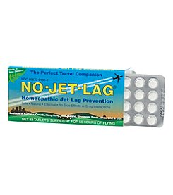 Lewis N. Clark® No-Jet-Lag Homeopathic Jet Lag Prevention