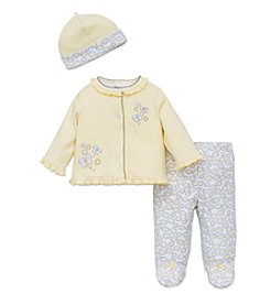 Little Me® Baby Girls' 3-Piece Butterfly Set