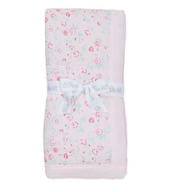 Little Me® Baby Girls' Fancy Flowers Blanket