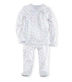 Polo Ralph Lauren® Baby Boys 2-Piece Printed Kimono