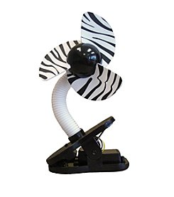 TeeZed Zebra Clip-On Fan