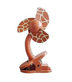 TeeZed Giraffe Clip-On Fan