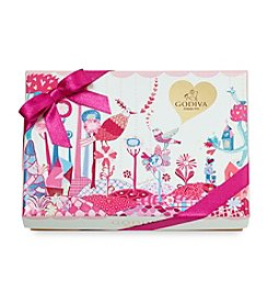 Godiva® 6-pc. Valentine's Day Gift Box