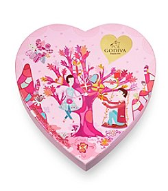 Godiva® 14-pc. Valentine's Day Heart Gift Box