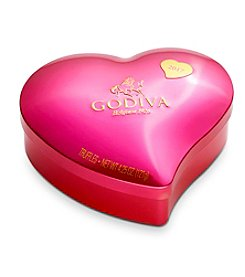 Godiva® 12-pc. Valentine's Day Heart Tin