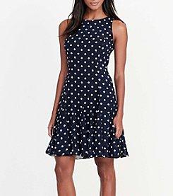Lauren Ralph Lauren® Dotted Dress
