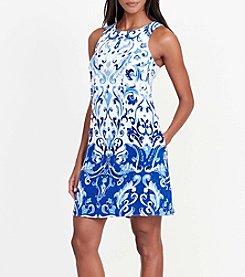 Lauren Ralph Lauren® Paland Crepe Dress