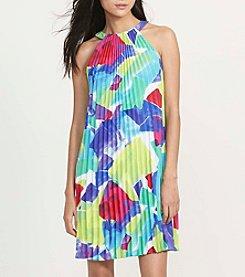 Lauren Ralph Lauren® Sporty Abstract Dress