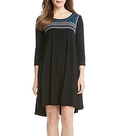 Karen Kane® Embroidered Maggie Dress