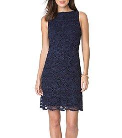 Chaps® Miller Lace Dress