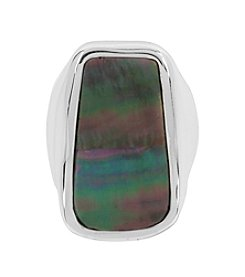 Robert Lee Morris Soho® Sculptural Rectangle Ring