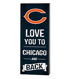 Kindred Hearts NFL® Chicago Bears Love You Pallet