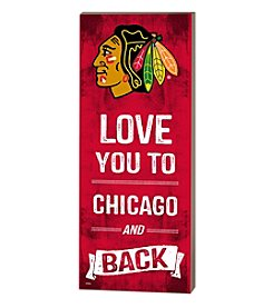 Kindred Hearts NHL® Chicago Blackhawks Love You Pallet
