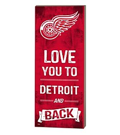 Kindred Hearts NHL® Detroit Red Wings Love You Pallet