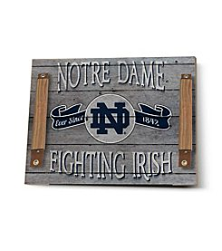 Kindred Hearts NCAA® Notre Dame Fighting Irish Vintage Tray