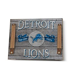 Kindred Hearts NFL® Detroit Lions Vintage Tray