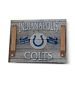 Kindred Hearts NFL® Indianapolis Colts Vintage Tray