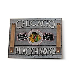 Kindred Hearts NHL® Chicago Blackhawks Vintage Tray