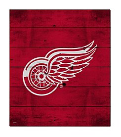 Kindred Hearts NHL® Detroit Red Wings Logo Pallet Wall Art