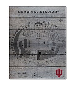 Kindred Hearts NCAA® Indiana Hoosiers Stadium Pallet