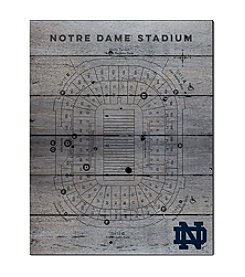 Kindred Hearts NCAA® Notre Dame Fighting Irish Stadium Pallet