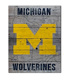 Kindred Hearts NCAA® Michigan Wolverines Road To Victory Pallet