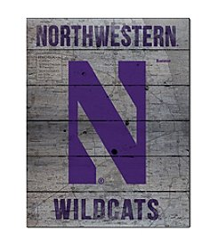 Kindred Hearts NCAA® Northwestern Wildcats Road To Victory Pallet