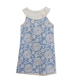 Rare Editions® Girls' 2T-6X Lace All Over Dress