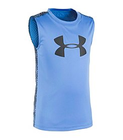 Under Armour® Boys' 2T-7 Big Logo Midtown Tank