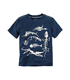 Carter's® Boys' 2T-8 Short Sleeve Reptile Tee