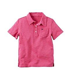 Carter's® Boys' 2T-8 Short Sleeve Polo