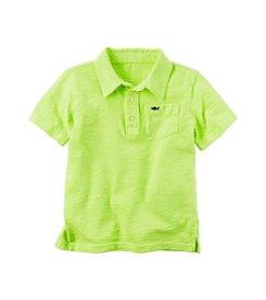 Carter's® Boys' 2T-7 Short Sleeve Polo